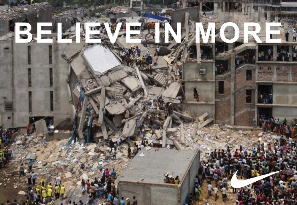 kauf du arsch, believe in more
