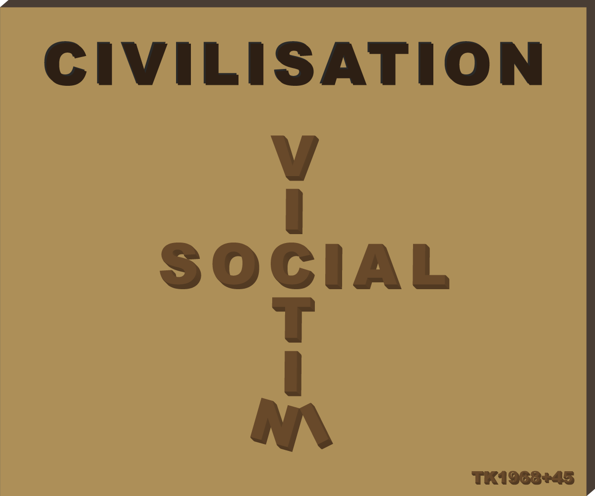 civilisation social victim