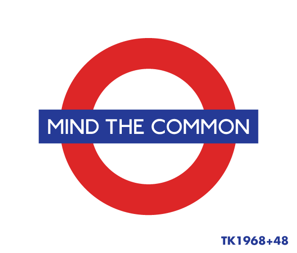 mind the common artwork tk1968+48